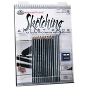 RD513 : Royal & Langnickel Essentials Sketching Artist Pack