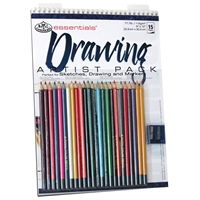 RD504 : Royal & Langnickel Essentials Drawing Artist Pack