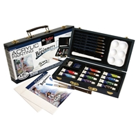 RSET-ACRY3000 : Royal & Langnickel Beginner Box Set Acrylic Paint