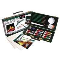 RSET-OIL3000 : Royal & Langnickel Beginner Box Set Oil Paint