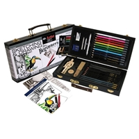 RSET-DS3000 : Royal & Langnickel Sketching & Drawing for Beginners Set