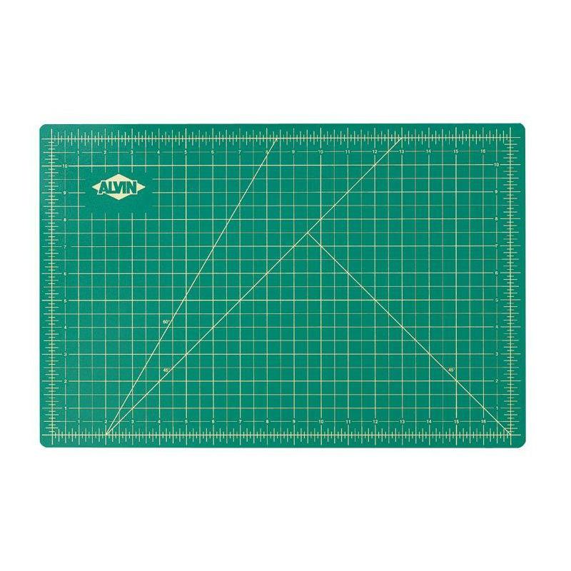 Alvin 40 Quot X 80 Quot Professional Green Black Cutting Mat Gbm4080