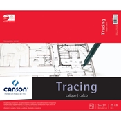 "C100510962 : Canson 14"" x 17"" Foundation Series Tracing Paper Pad"