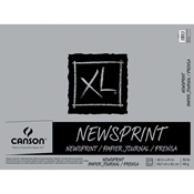 "C100510966 : Canson 18"" x 24"" Biggie Newsprint 100-Sheet Pad"