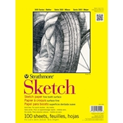"9"" x 12"" 300 Series Sketch Pad Drafting Paper and Drawing Media, Sketchbooks and Sketch Pads, Sketch Pads"