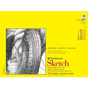"18"" x 24"" 300 Series Sketch Pad Drafting Paper and Drawing Media, Sketchbooks and Sketch Pads, Sketch Pads"