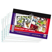 C100510872 : Canson Fanboy Comic Book Art Board 24-Sheet Pad