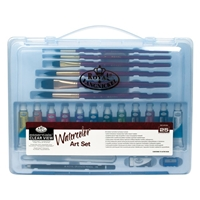 RSET-ART3203 : Royal & Langnickel Clear View Art Set Watercolor