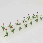 WS00307 : Wee Scapes Tulips 1 - 2In 16 Pack