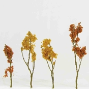 "WS00311 : Wee Scapes Fall Mix Foliage Tree 1.5"" x 3"" 24-Pack"