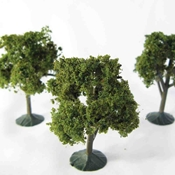 "WS00321 : Wee Scapes Deciduous Trees 2.25"" - 2.5"" 3-Pack"