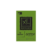 "C100510920 : Canson 3.5"" x 5.5"" XL Recycled Sketch Pad - 100 Sheets"