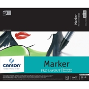"C100511049 : Canson 14"" x 17"" Artist Series Pro Layout Marker Paper Pad"