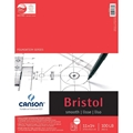 "11"" x 14"" Foundation Bristol Pad - Smooth Surface"