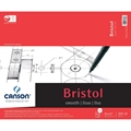 "14"" x 17"" Foundation Bristol Pad - Smooth Surface"