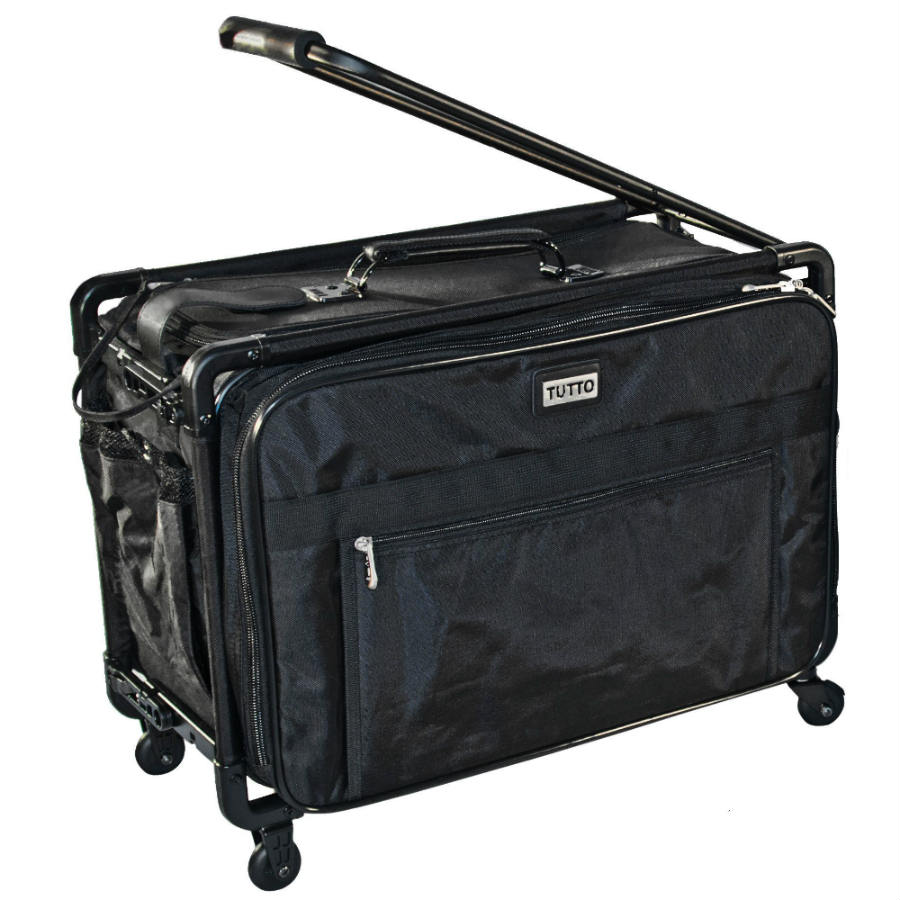 tutto storage on wheels large empty tote bag 5222ma l. Black Bedroom Furniture Sets. Home Design Ideas