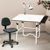Creative Center Combo A Drafting Furniture, Drafting Tables and Drawing Boards, Drafting Table Sets, drawing table