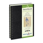 "6"" x 8"" Delta Series Wirebound Sketchbook Drafting Paper and Drawing Media, Sketchbooks and Sketch Pads, Wirebound Sketchbooks"
