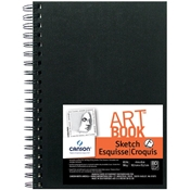 "C100510433 : Canson 5"" x 7"" ArtBook Artist Series Wirebound Sketchbook"