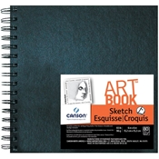"C100510426 : Canson 6"" x 6"" ArtBook Artist Series Wirebound Sketchbook"