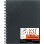 "C100510432 : Canson 11"" x 14"" ArtBook Artist Series Wirebound Sketchbook"