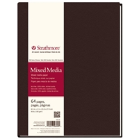 "8.5"" x 11"" 500 Series Mixed Media Hardbound Art Journal Drafting Paper and Drawing Media, Sketchbooks and Sketch Pads, 8.5"" x 11"" 500 Series Mixed Media Hardbound Art Journal"