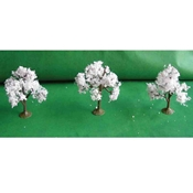 WS00335 : Simi Creative Products Architectural Model Cherry Trees