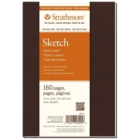 "5.5"" x 8"" 400 Series Soft Cover Sketch Journal Drafting Paper and Drawing Media, Sketchbooks and Sketch Pads, 5.5"" x 8"" 400 Series Soft Cover Sketch Journal"