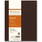 "7.75"" x 9.75"" 400 Series Soft Cover Sketch Journal Drafting Paper and Drawing Media, Sketchbooks and Sketch Pads, 7.75"" x 9.75"" 400 Series Soft Cover Sketch Journal"