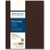 "7.75"" x 9.75"" 400 Series Drawing Softcover Art Journal Drafting Paper and Drawing Media, Sketchbooks and Sketch Pads, 7.75"" x 9.75"" 400 Series Drawing Softcover Art Journal"