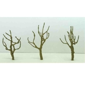 "WS00360 : Wee Scapes Architectural Model 1/2"" Round Head Armature 4-Pack"