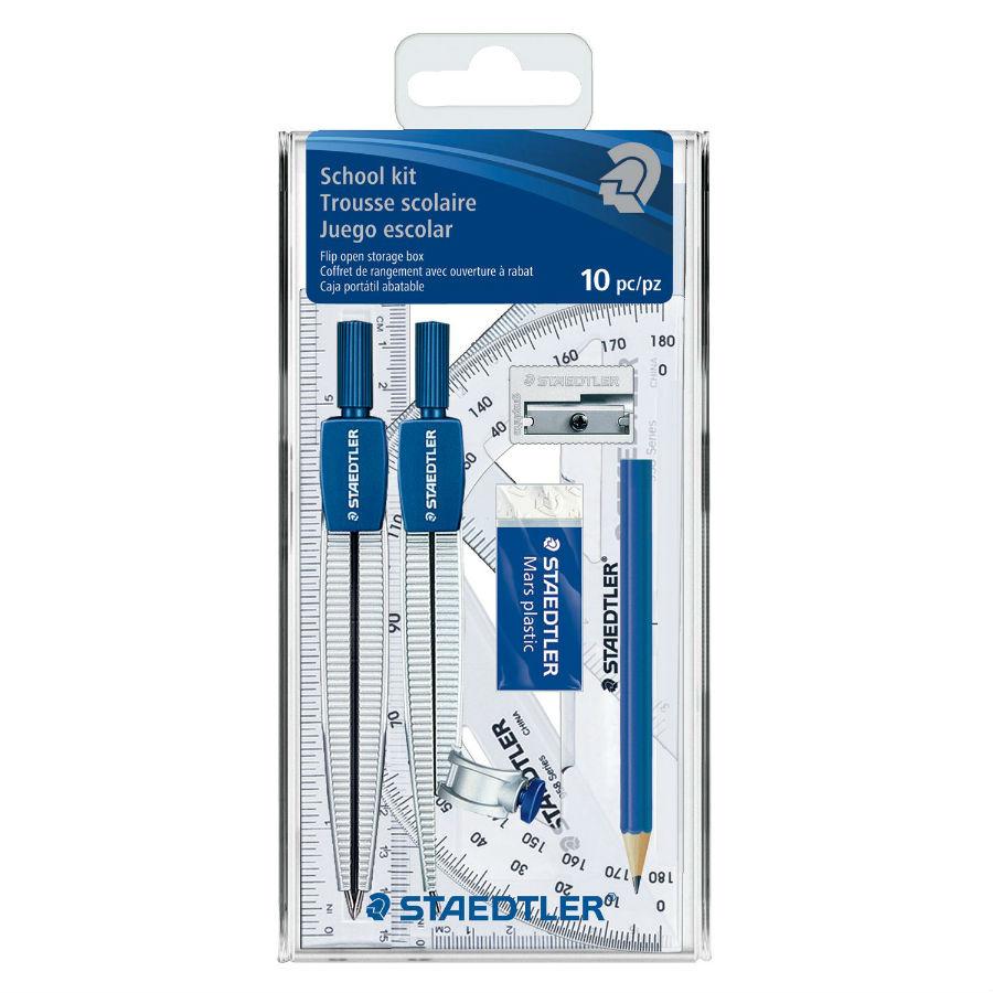 Staedtler School Math Kit #550 60S3A6