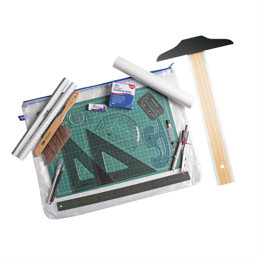 Alvin Deluxe Drafting Kit DKD 20