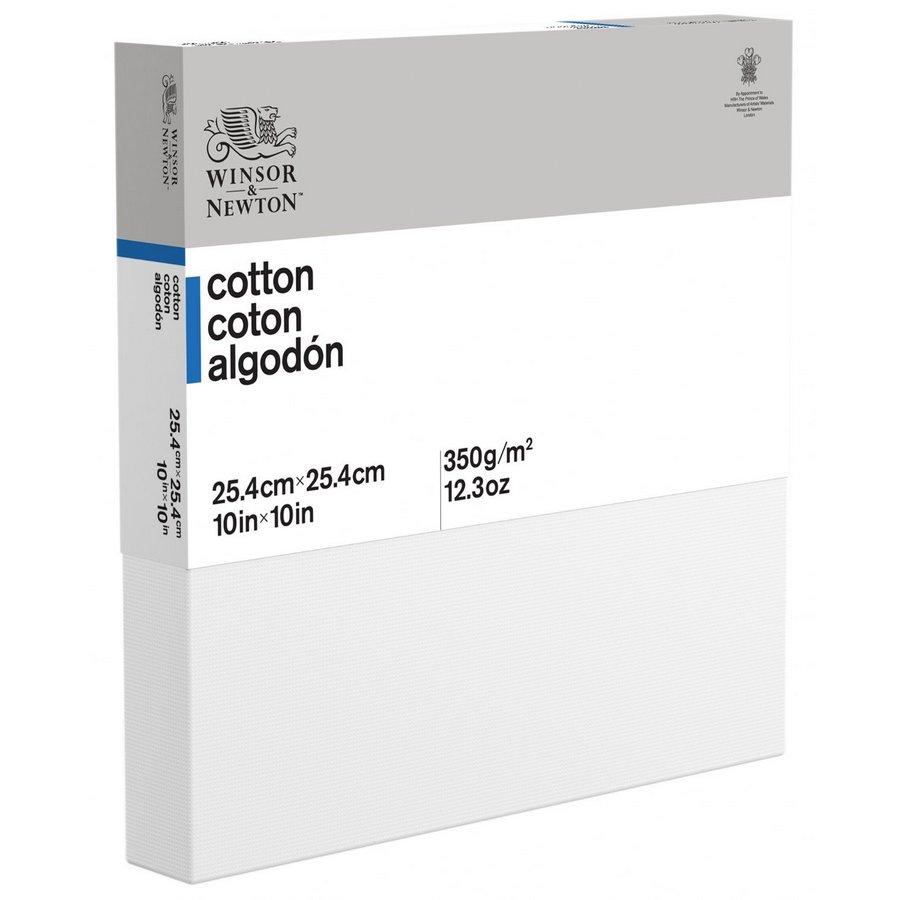 winsor newton 10 x 10 deep edge cotton canvas 6201082