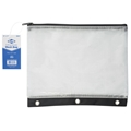 "8"" x 11"" 3-Ring Binder Mesh Bag"