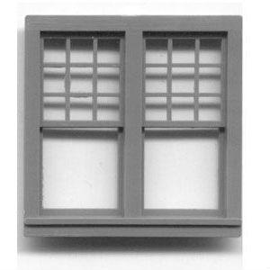 Queen Anne Double Windows Set 4 Grl3728