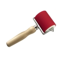 "2 3/8"" Professional Hard Rubber Brayer"