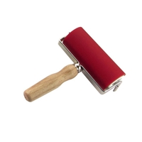 "AB13050 : Heritage 4 3/4"" Professional Hard Rubber Brayer"