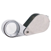 Doublet Loupe with 10x Magnification Drafting Supplies, Office Supplies, Magnifiers