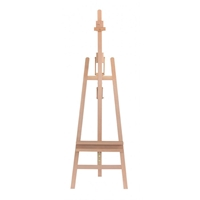Lyre Easel with Inclinable Working Plane