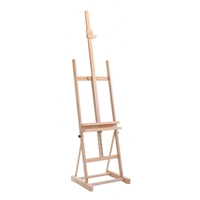Studio Easel with Utility Shelf