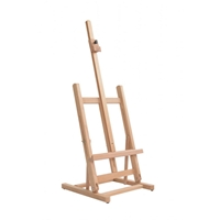 H-Frame Adjustable Tabletop Easel