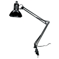 Swing-Arm Lamp with CFL Bulb