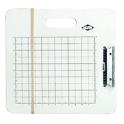 "15"" x 16"" Lightweight Gridded Sketch Board Drafting Furniture, Drafting Tables and Drawing Boards, Portable Drafting and Drawing Boards, Alvin Lightweight Gridded Sketch Boards, Office Furniture, Office Desking, Drafting & Craft Tables, Portable Drawing Boards"