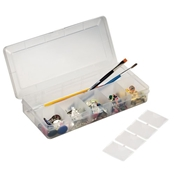 Small Organizer Box Drafting Supplies, Portfolios and Cases, Art Supply Storage Bins
