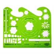 landscaping design templates stencils drafting equipment warehouse