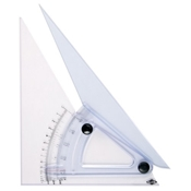 "LX710K : Alvin 10"" Computing Tri-Scale Adjustable Triangle"