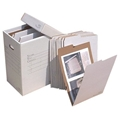 "V-File Flat Storage - for up to 12"" x 18"""