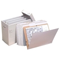 "V-File Flat Storage - for up to 18"" x 24"""