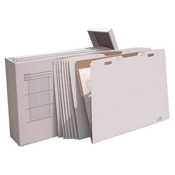"V-File Flat Storage - for up to 30"" x 42"""